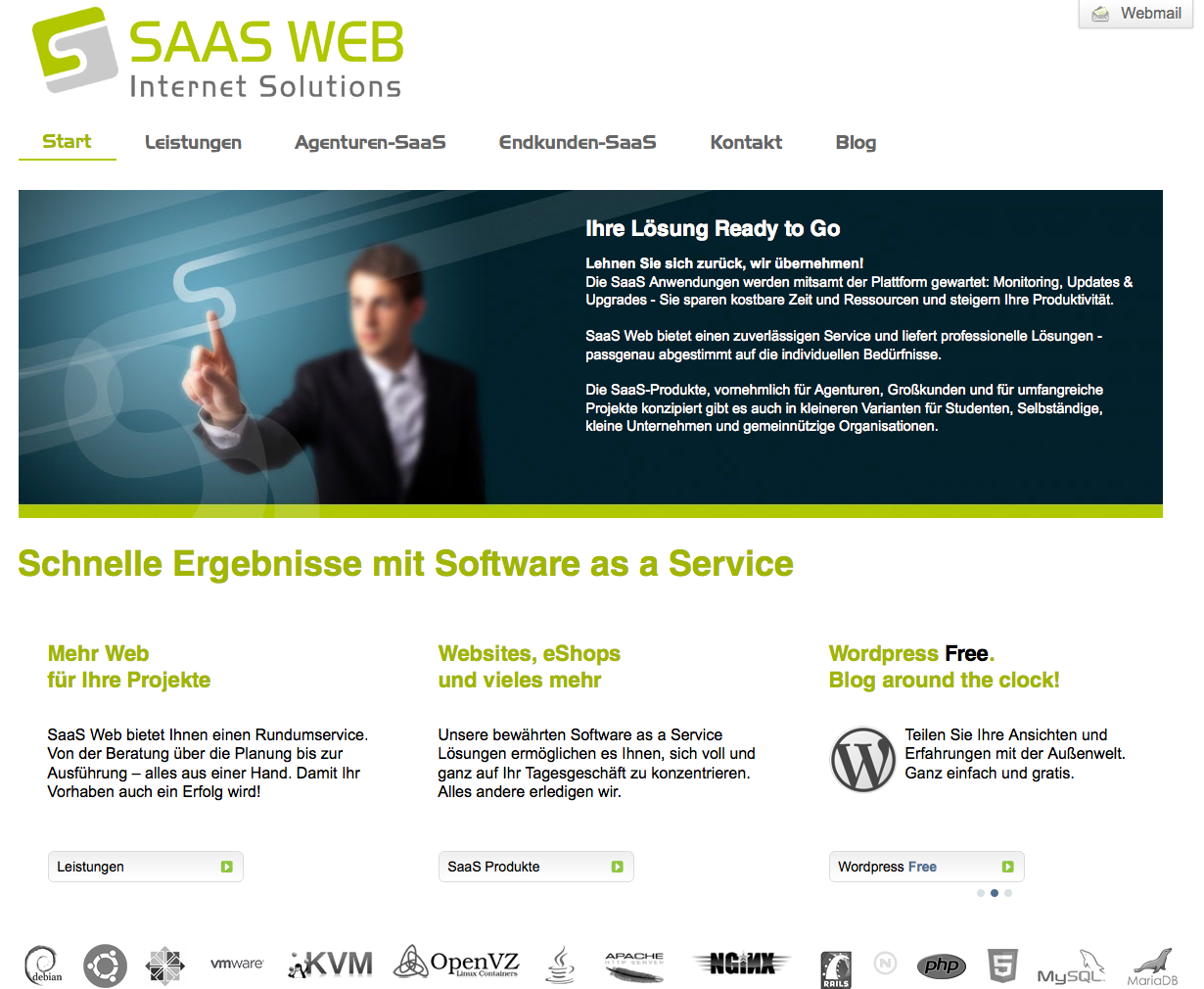 saasweb-homepage