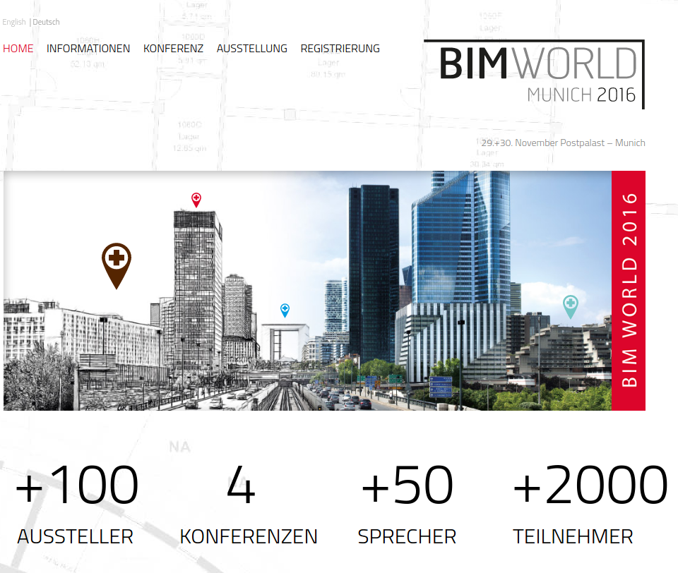 Bim World Homepage
