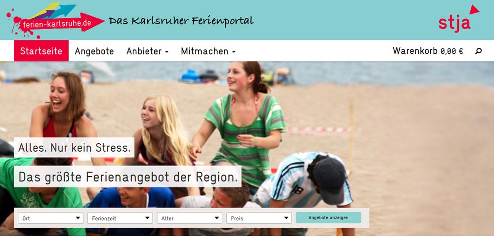 Ferien Karlsruhe: Startseite - Filter
